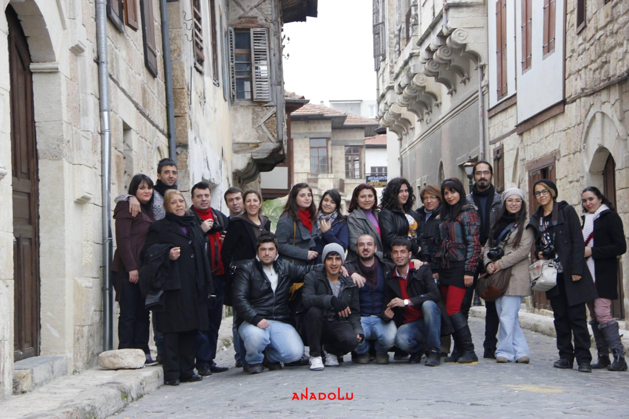 Güzel Sanatlar Öğrencileriyle Fotoğraf Gezi Faaliyeti