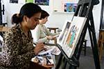 Güzel Sanatlara Hazırlık Kursları