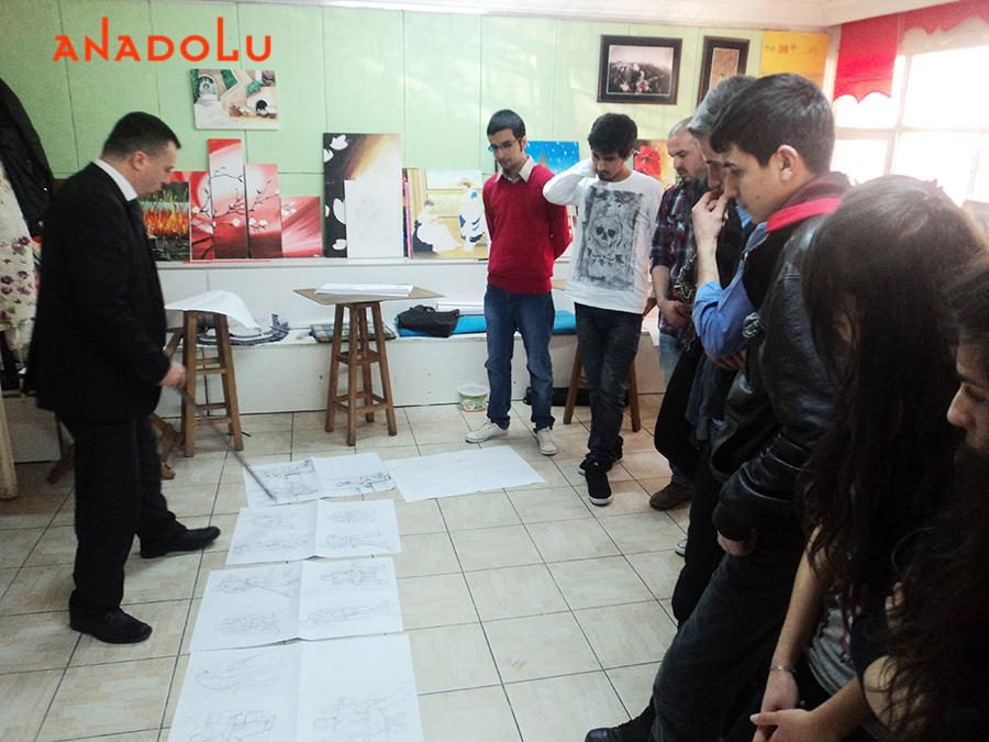 Üniversiteye Hazırlık Gruplarıyla