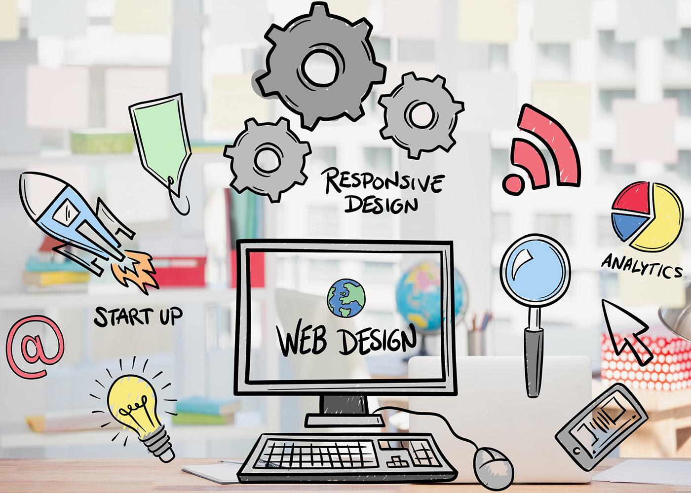 Görsel Web Tasarımı