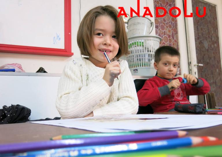 Çocuklara Yönelik Karakalem Kursları