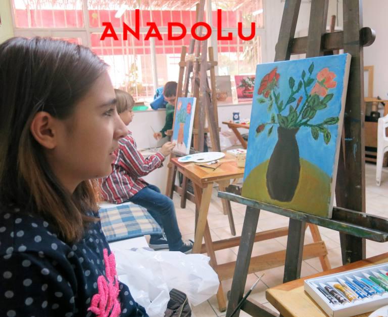Çocuk Sanat Kursları