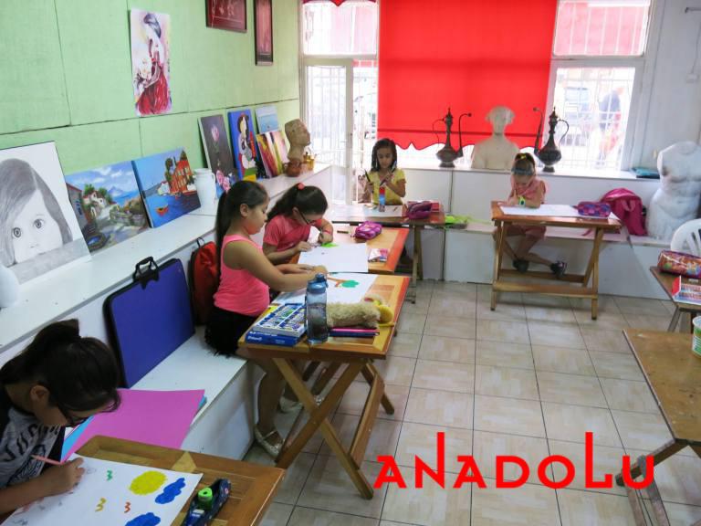 Çocuklar İçin Resim Kursları