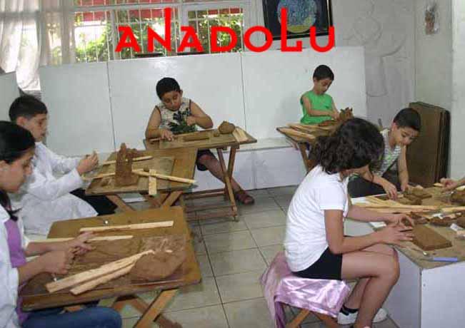 Çocuklar İçin Yaz Kursları