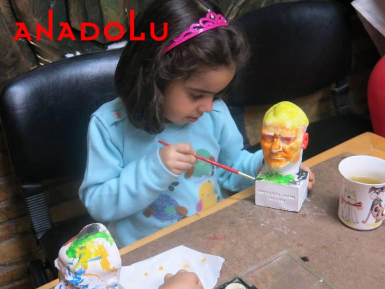 Çocuklar İçin Üç Boyutlu Çalışmalar