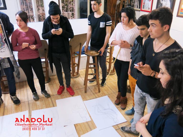 Lise Guruplarına Hobi Kursları