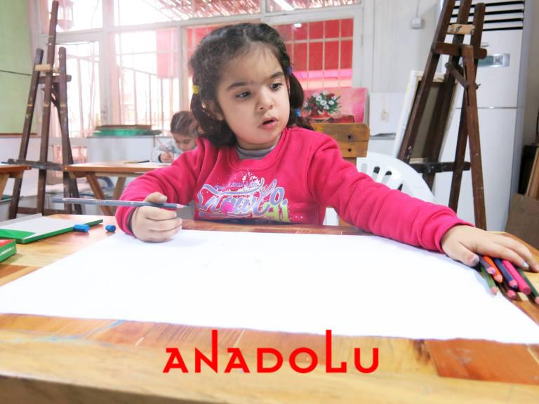 Çocuk Grupları Resim Dersi İzmir