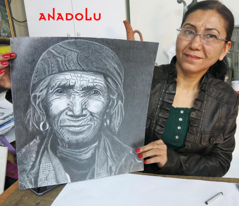Karakalem Portre Çizim Kurslarımız