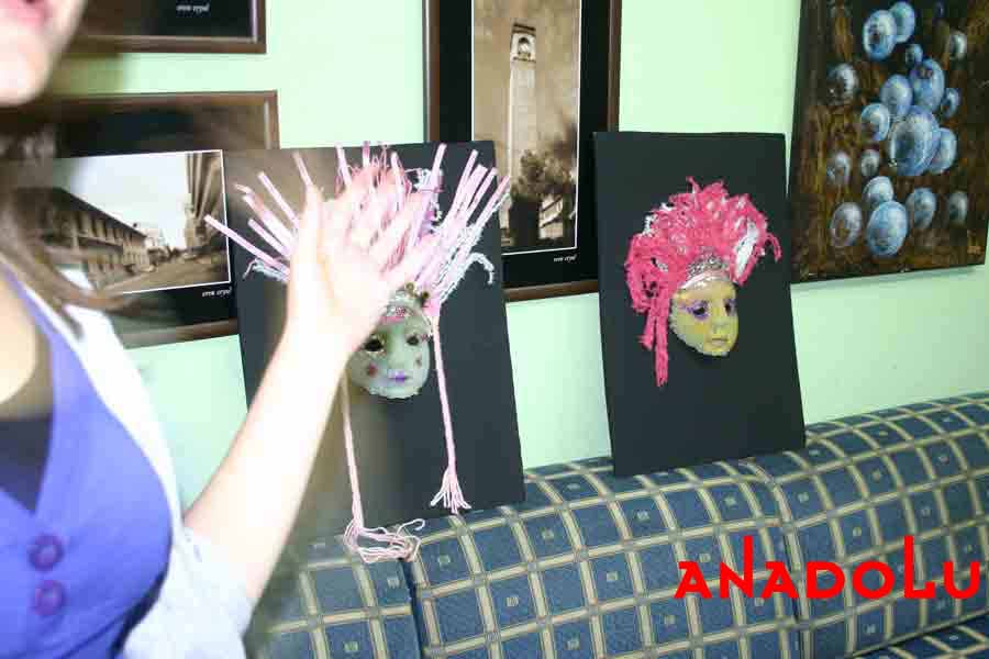 Çocuk Maskeleri