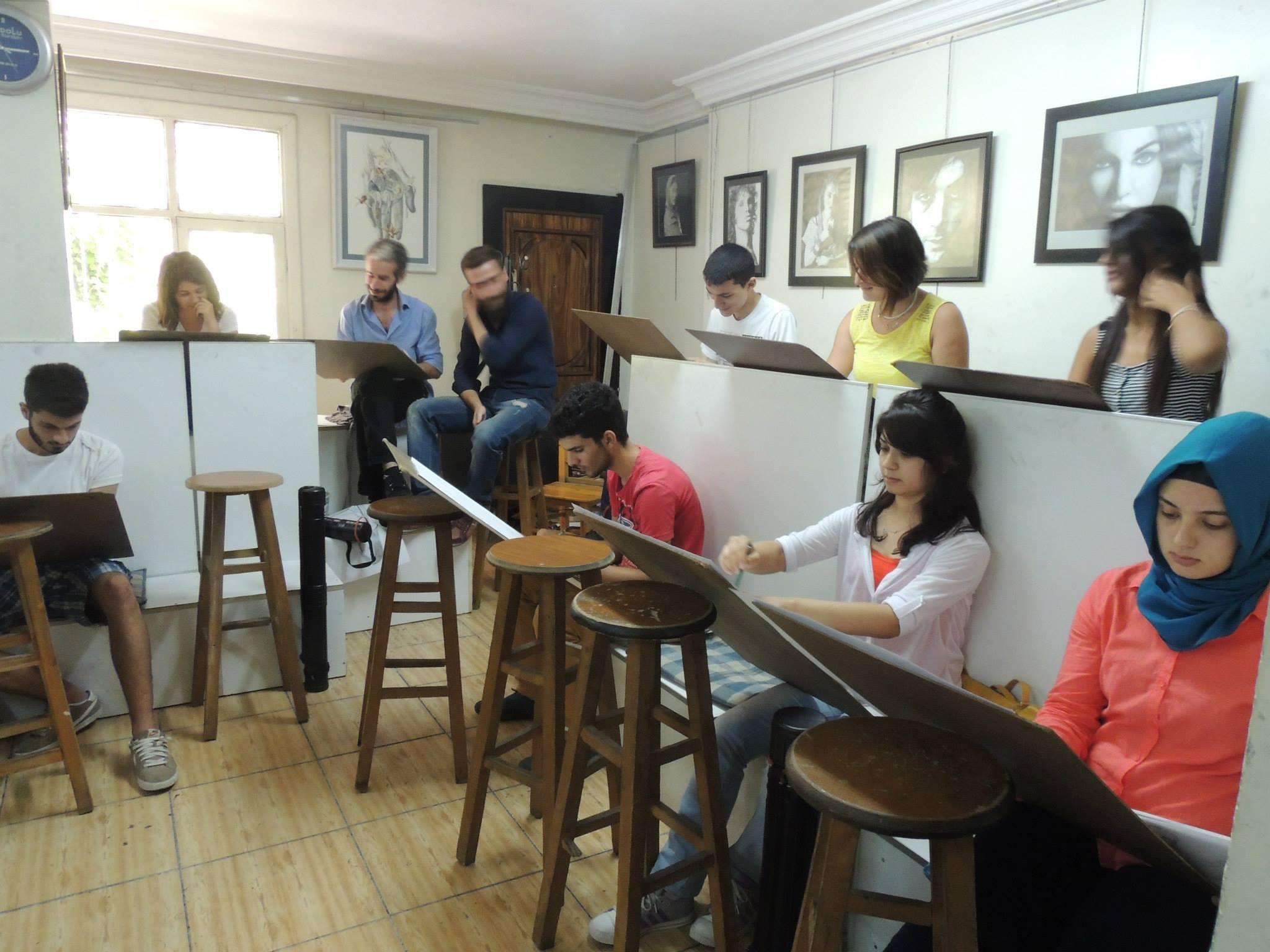 guzel sanatlara hazirlik kurslar 002